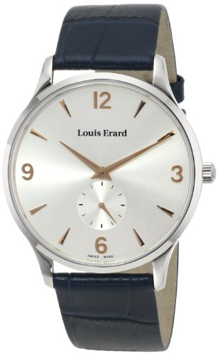 Louis-Erard-Mens-47217AA11BEP03-1931-Analog-Display-Mechanical-Hand-Wind-Blue-Watch