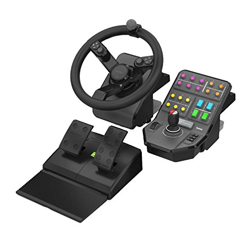 Logitech G Saitek Farm Sim Controller (Steering Wheel Controller For Pc compare prices)