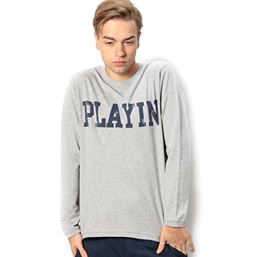 (コーエン) COEN PARKIES(パーキーズ)長袖Tシャツ 75206105010 15 MD.Gray L