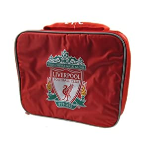 Liverpool Fc Lunch Bag - Football Gifts from Official Football Merchandise