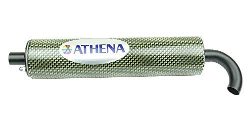 athena-s410000303001-schalldampfer-60-x-250-regenerierbaren-in-kohlefaser-durchmesser-18-fur-50-80-c