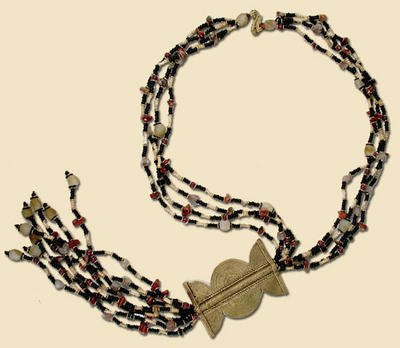 Agachiko African Necklace