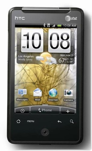 Link to HTC Aria A6366 Unlocked GSM Phone with Android 2.1 OS, Touchscreen, 5MP Camera, GPS, Wi-Fi and Bluetooth – Black Big SALE