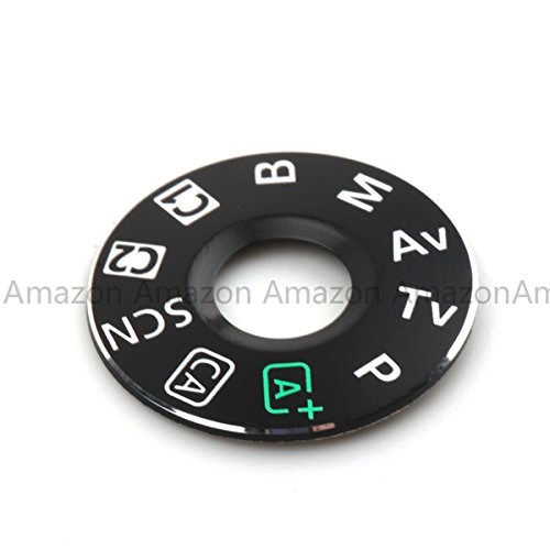 Generic Dial Mode Plate Interface Cap Replacement Part For Canon EOS 6D Digital Camera Repair (Dial Canon 6d compare prices)