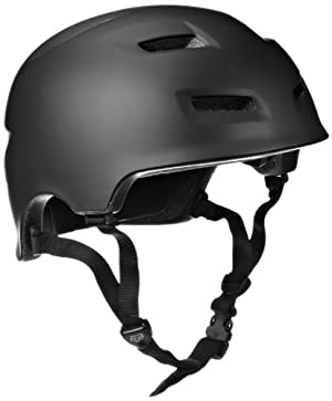 Fox Men's Transition Helmet, Matte Black, Small/Medium