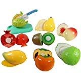 Kitchen Fun Cutting Fruits Super Food Playset for Kids