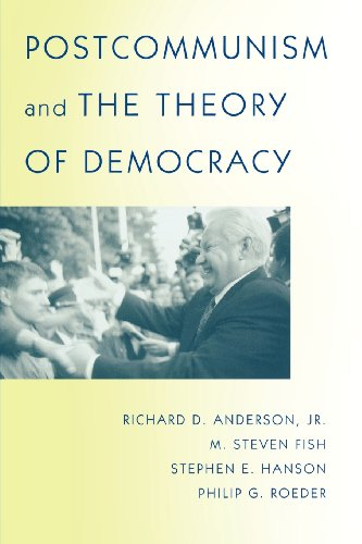 Postcommunism and the Theory of Democracy.