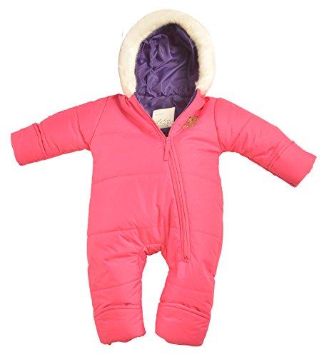 Arctix Infant Classic Bunting Snow Suit, 6/9 Months, Pink