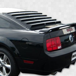 Rear Window Louver for Cars for Ford Mustang 2008 - 2012