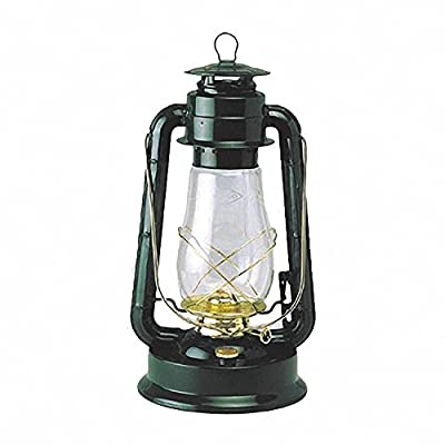 Hurricane Lantern 15-inch (Uses Lamp Oil or Kerosene)