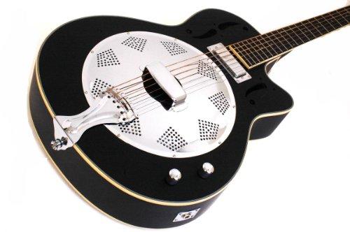 Swamp Stomper Resonator Guitar - Acoustic/Electric
