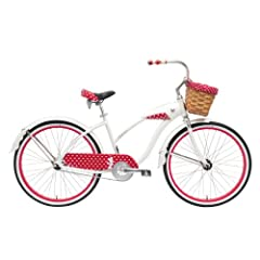 Buy Huffy Minnie Mouse Limited Edition Cruiser Bicycle by Huffy