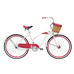 Huffy Minnie Mouse Limited Edition Cruiser Bicycle by Huffy