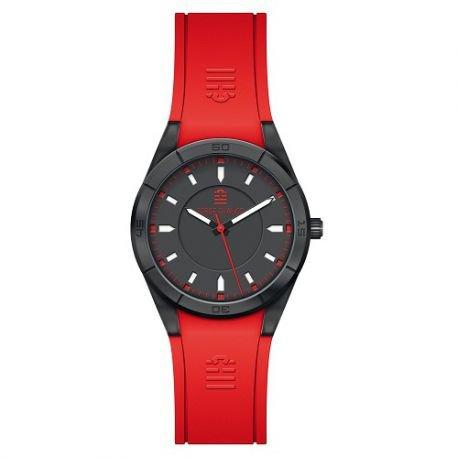 Mostra mista Serge Blanco modello All Color Nero e Rosso-SB1095/4