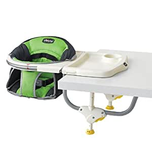 Chicco 360 Hook on High Chair, Midori (Discontinued by Manufacturer)