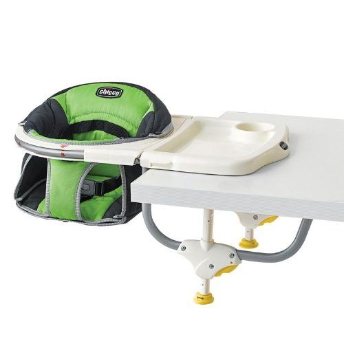 Chicco 360 Hook On High Chair, Midori front-907637