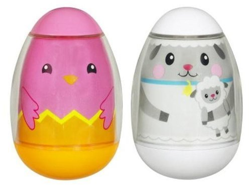 Playskool Weebles Spring Basket, Lamb And Chick front-1086418