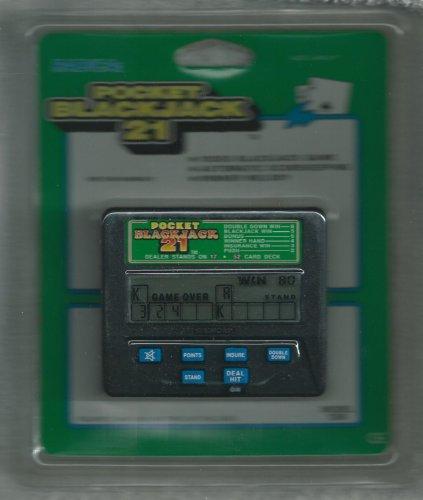 Radica Pocket Blackjack 21 Game - 1