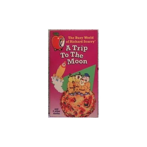 Amazon.com: The Busy World Of Richard Scarry
