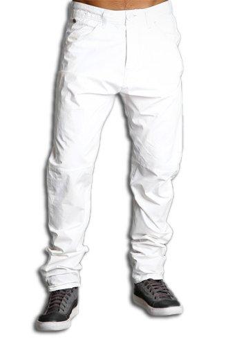 Energie 9f9600_ga9046_g06000_146 Loose White Man Trousers Men - 34