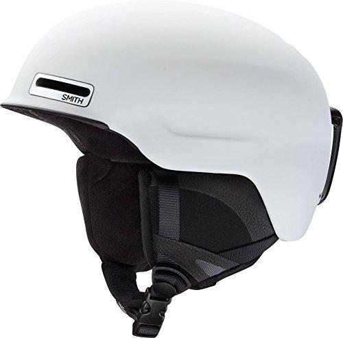 Smith Optics Unisex Adult Maze Snow Sports Helmet - Matte White Medium (55-59CM)