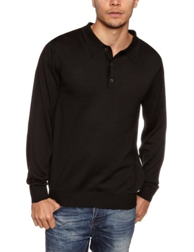GABICCI Shepperton Men's Jumper Black Large