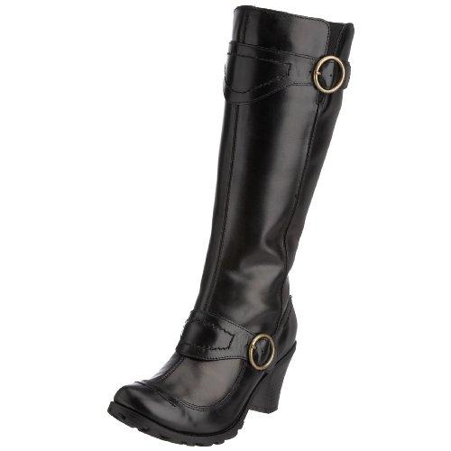 Hush Puppies Women's Salina Boot Black H24582000 5 UK
