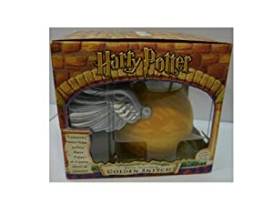 Harry Potter Golden Snitch Keepsake Box