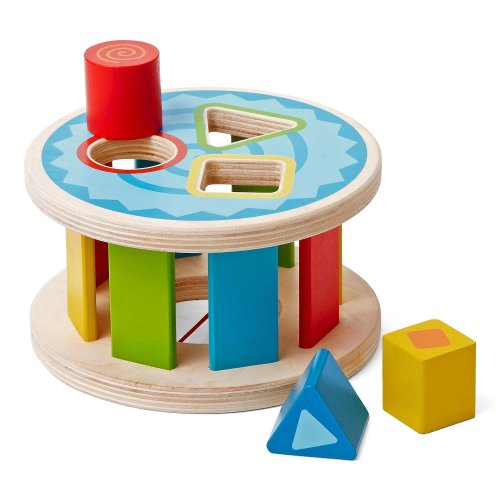 giggleBaby First Shape Sorter - 1