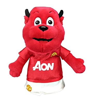 Manchester United FC Mascot Headcover
