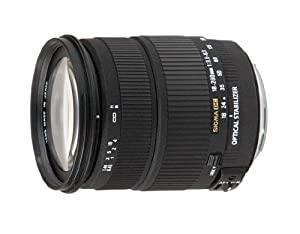 Sigma 18-200mm f/3.5-6.3 DC AF OS (Optical Stabilizer) Zoom Lens for Canon Digital SLR Cameras