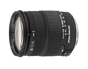 Sigma 18-200mm f/3.5-6.3 DC Auto Focus OS (Optical Stabilizer) Zoom Lens for Canon Digital SLR Cameras