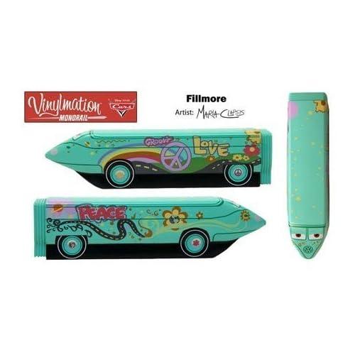 Amazon.com: NEW Disney Vinylmation Monorail Cars Fillmore