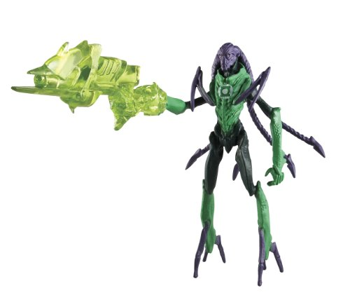 Green Lantern Movie 4 Inch Action Figure GL 20 GHu - 1