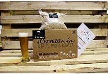 Kit de elaboración de cerveza artesana