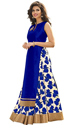 SHS Blue Pleasing Stylish Designer Suit