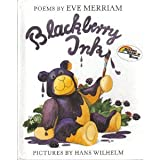 Blackberry Ink (0688041507) by Merriam, Eve