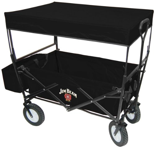Best Value Black Folding Wagon