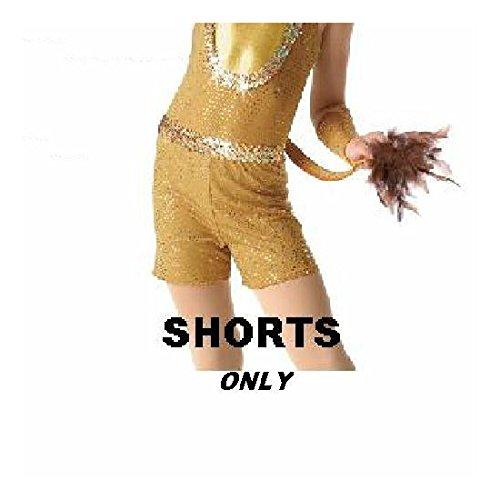 [Dandy Lion Reindeer Shorts Only Dance Costume Jazz Tap Hip Hop Dancewear] (In Stock Hip Hop Costumes)