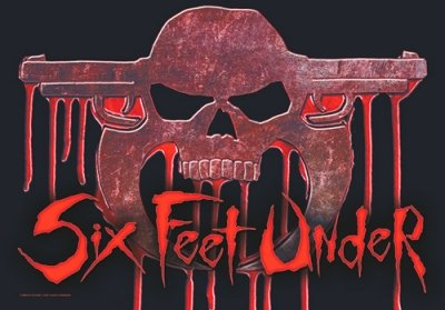 six feet under POSTERFLAGGE