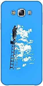 Snoogg Painting The Clouds 2676 Designer Protective Back Case Cover Forsamsun...