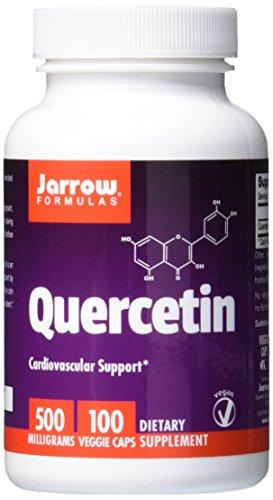 Jarrow Formulas Quercetin, Cardiovascular Support,  500 mg