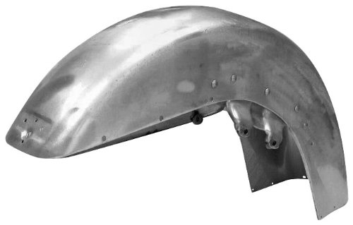 Bikers Choice Custom Front Fender with Holes for Harley Davidson 1987-2013 FL T (Harley Davidson Fender compare prices)