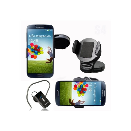 2in1 KFZ Set Bluetooth Headset