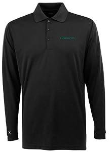 Oregon Long Sleeve Polo Shirt (Team Color) by Antigua