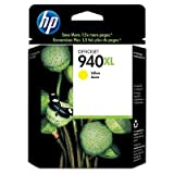 HP Officejet PRO 8000 Wireless Compatible Printer Ink Cartridge - Yellow- High Capacity
