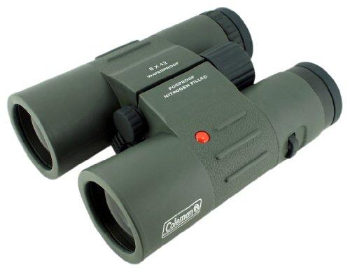 Coleman Cs842Wp 8X42 Binocular Forest Green