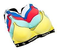 Coobie Intimates Women's 6 Pack Sport…