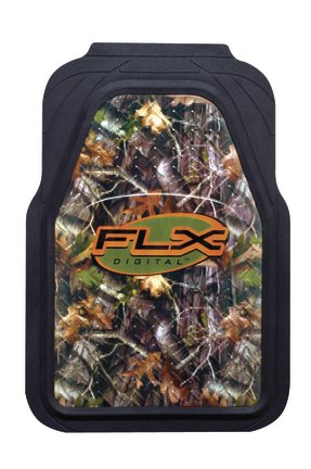 FLX Digital Camo Camouflague Front Floor Mats 2-pc Set
