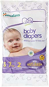 Himalaya Small Size Baby Diapers